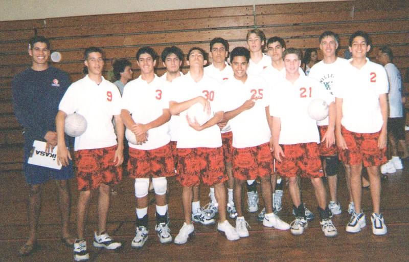 2000 Haili Volleyball Tournament Boys 17s