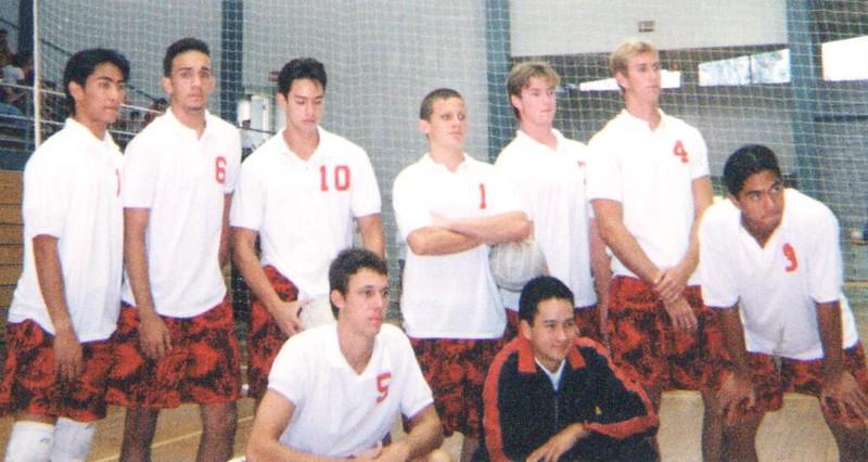 2000 Haili Volleyball Tournament