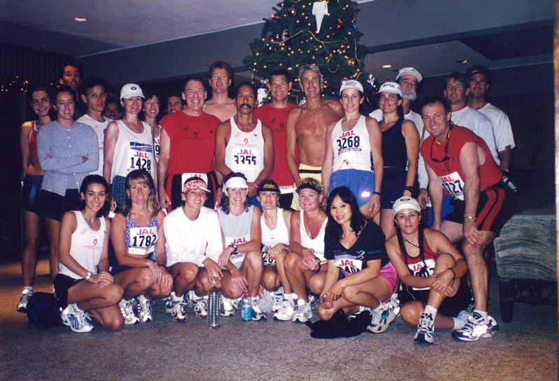2000 Honolulu Marathon