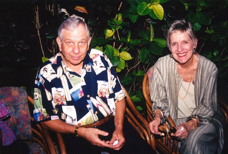 2001 Aloha Party