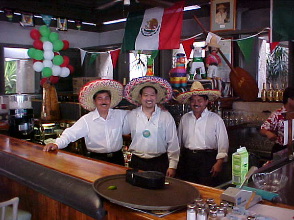 2001 Cinco de Mayo Party