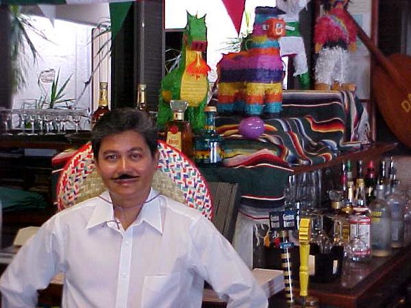 2001 Cinco de Mayo Party