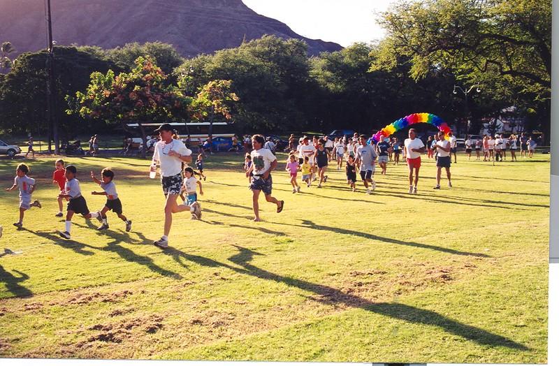 2001 Keiki Fun Run