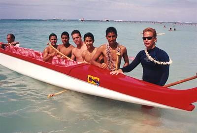 Outrigger Canoe Club 2001