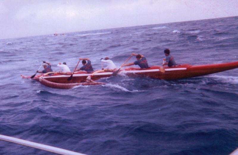 2001 Molokai Hoe