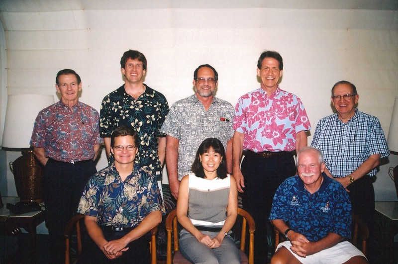 2001 OCC Finance Committee