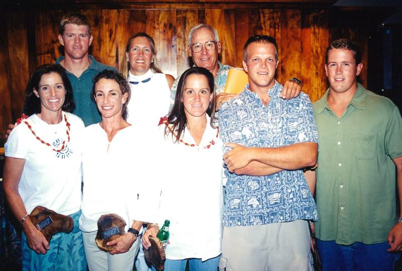 2001 Paddle Awards Banquet