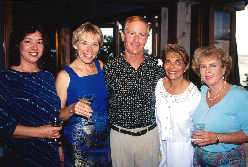2001 President's Party