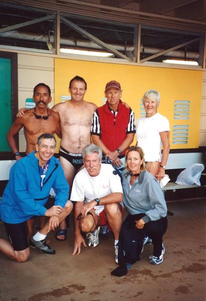 2001 AARP Triathlon-Triumph Classic
