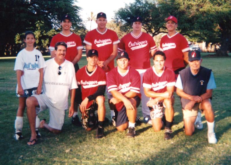 2001 OCC Softball Team