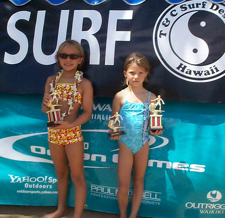 2001 Town & Country Mini-Grom Contest