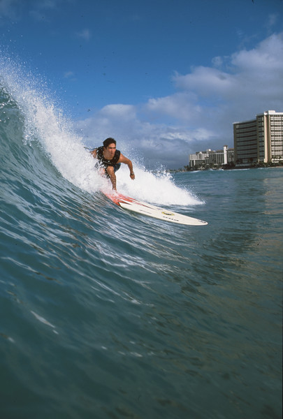 2001 USSF National Amateur Surfing Championship