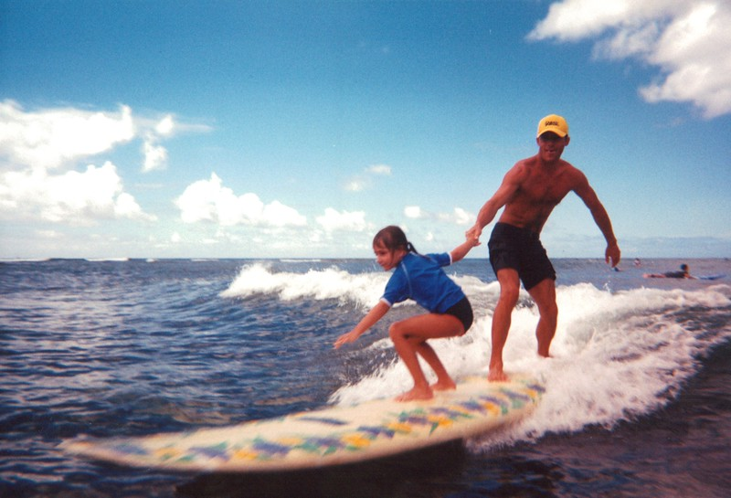 2001 Learn to Surf Clinic