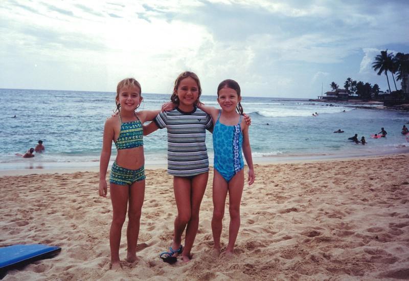 2001 Rox Wahine Surf Jam 2-10-2001
