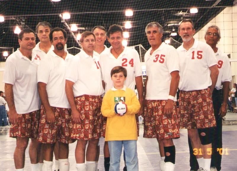 2001 USAV National Championships 5-31-2001