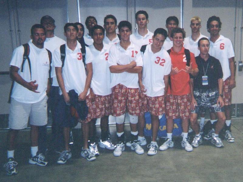 2001 USAV Junior Olympics