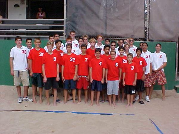 2001 USAV Junior Olympics 7-4-2001