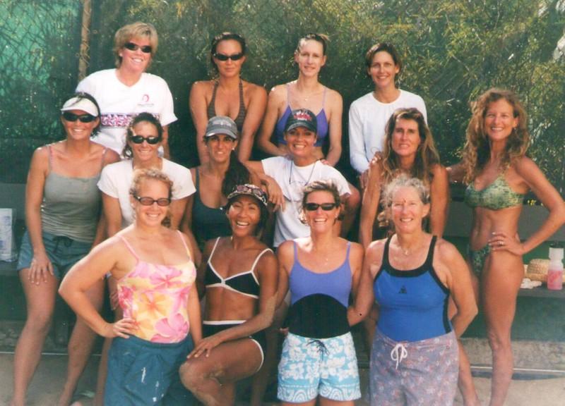 2001 Women's A&B Queen of the Beach Tournament