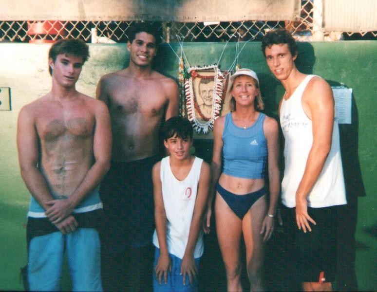 2001 Daddy Haine 4-Man Volleyball Tournament