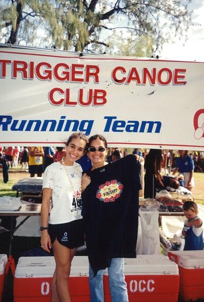 2001 Honolulu Marathon