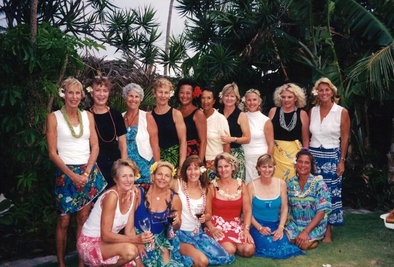 2002 Pareau Party