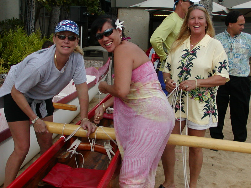 2002 Canoe Racing