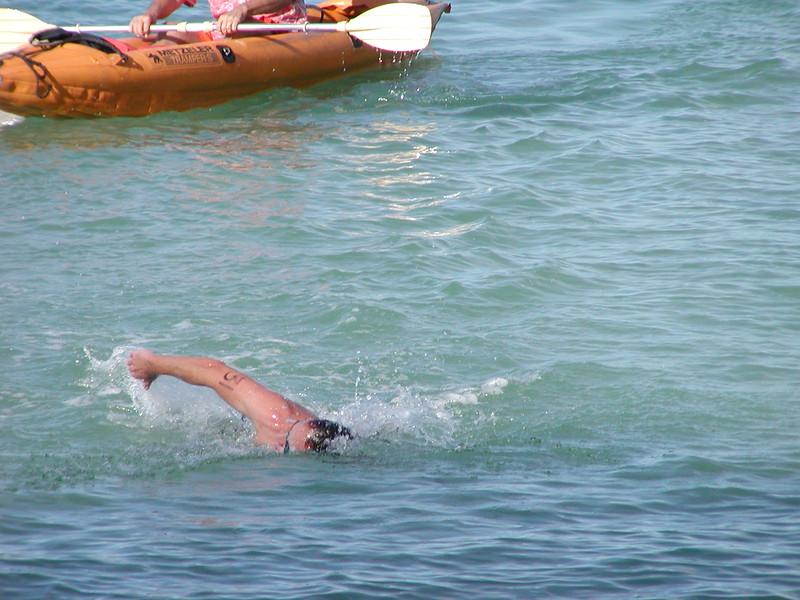 2002 Castle Swim