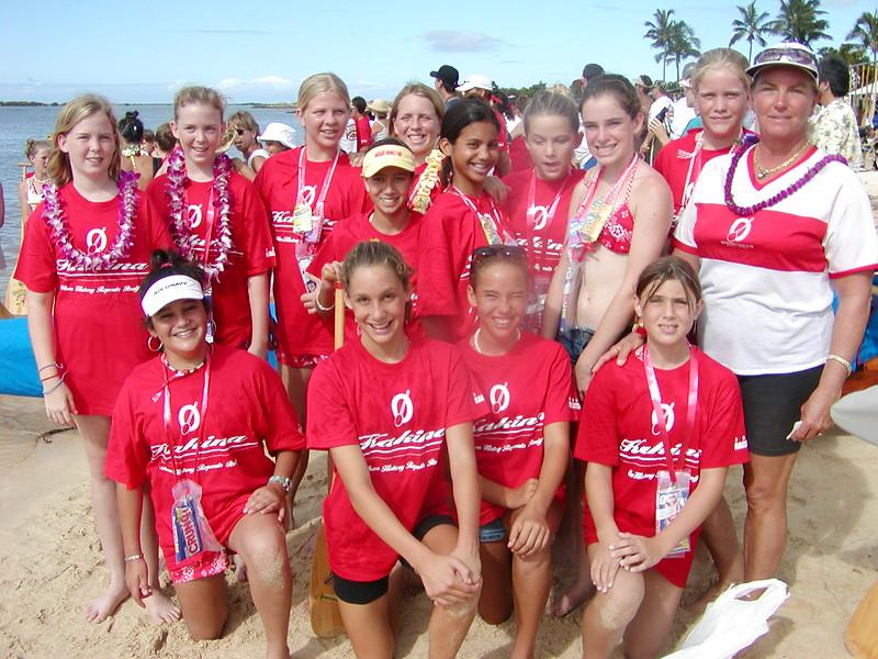 2002 Healani Regatta 6-2-2002