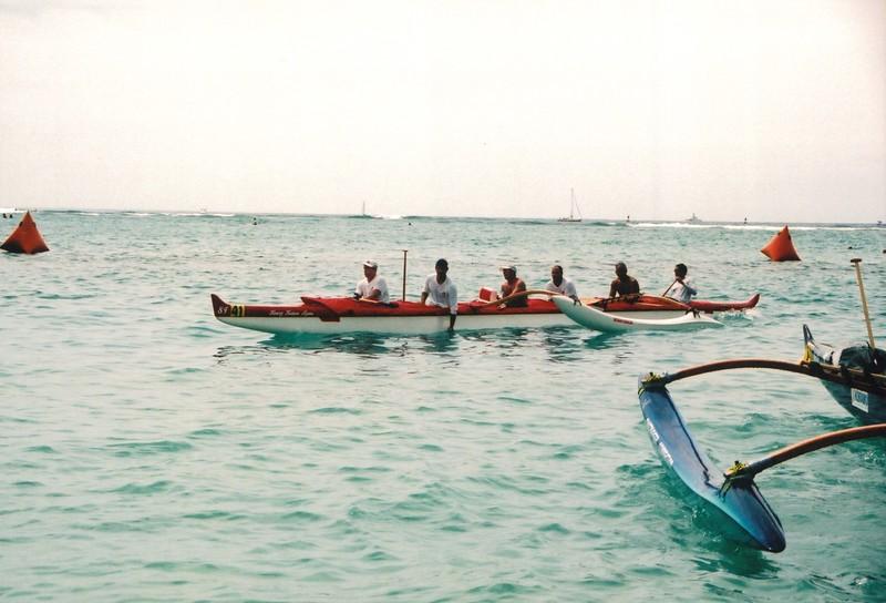 2002 Molokai Hoe