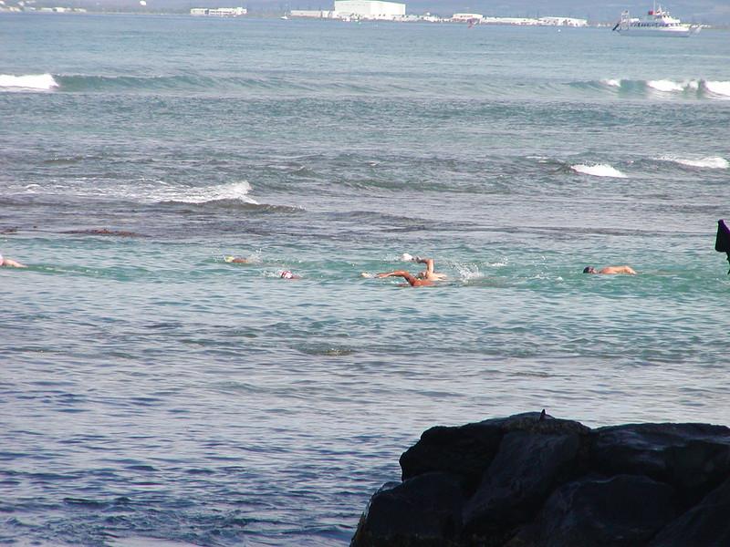 2002 OCC Invitational Swim
