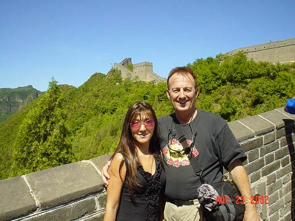 2002 Great Wall of China Marathon