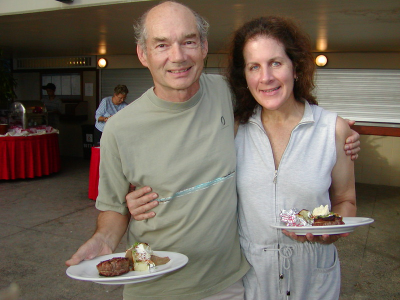 2002 Saturday Night Steak Fry