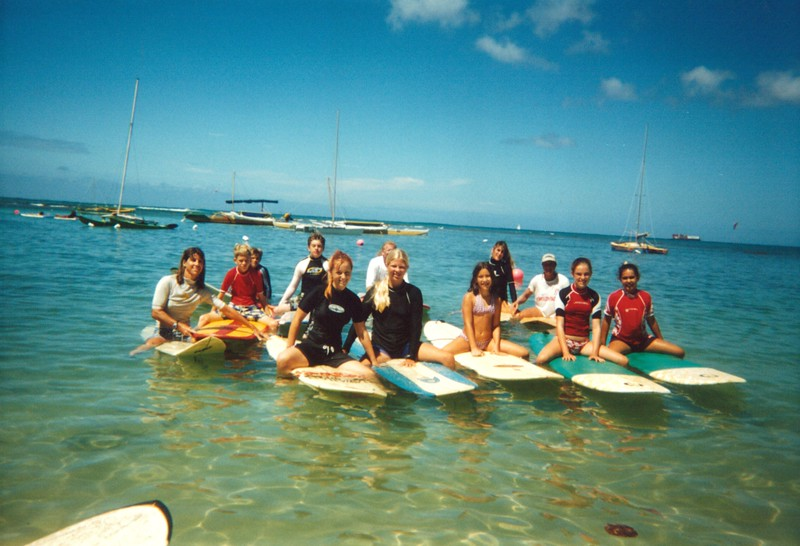 2002 Learn to Surf Clinic