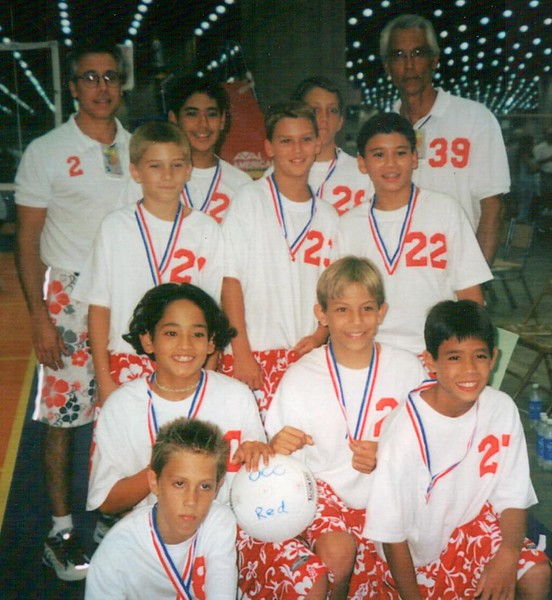 2002 USAV Junior Olympics