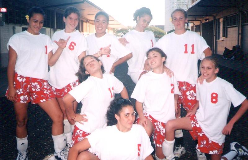 OCC Girls 16