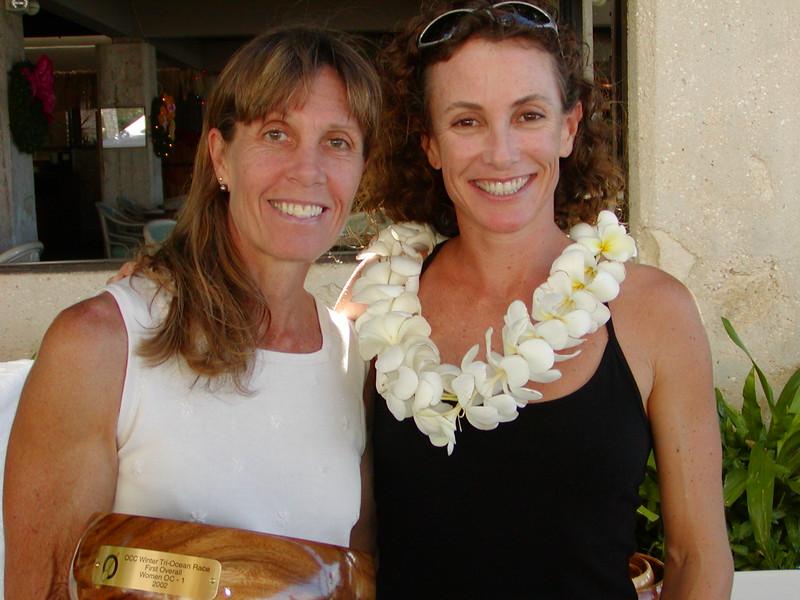 2002 Tri Ocean Races