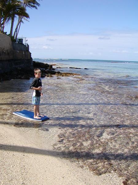 2003 Low Tide at OCC