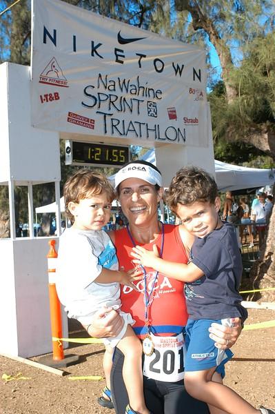 2003 Na Wahine Triathlon