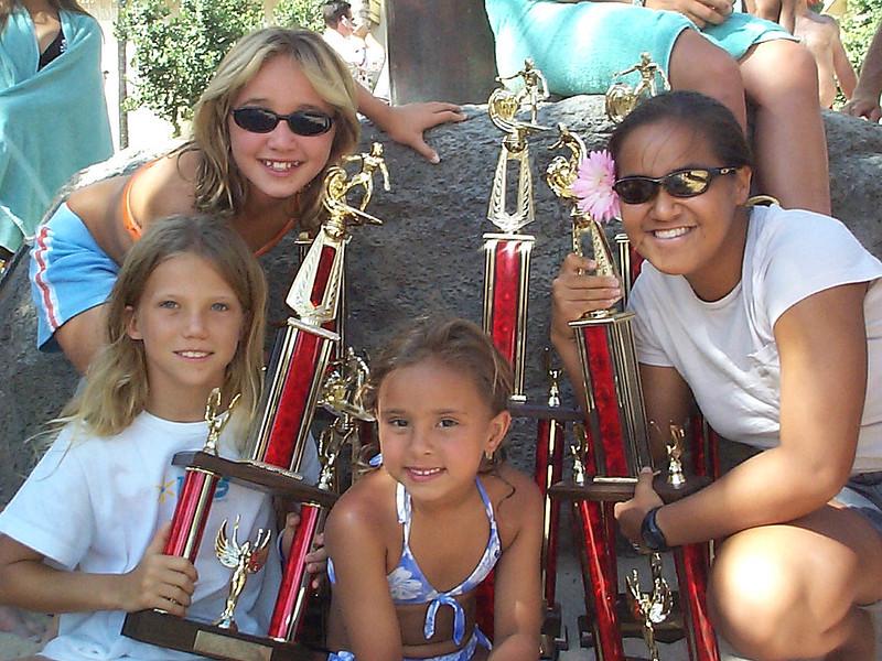 2003 Ripcurl Girl Surfing Contest