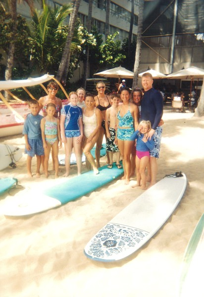 2003 Learn to Surf Clinic