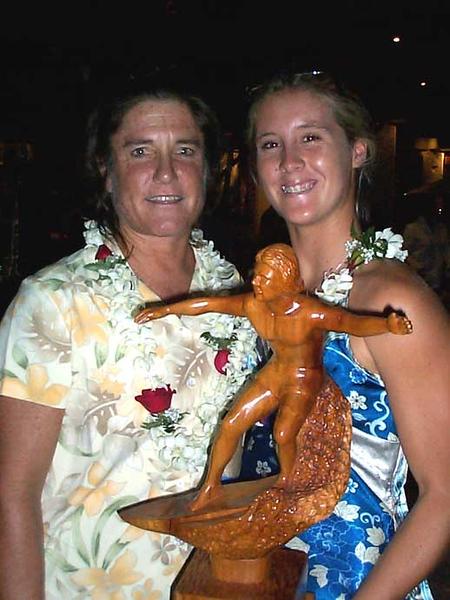 2003 Junior Surfer of Year