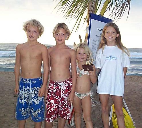 2003 North Shore Menehune Surf Meet