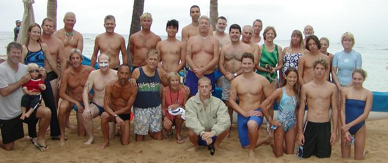 2003 Castle Swim