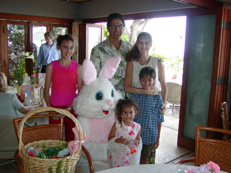 2003 Easter Brunch