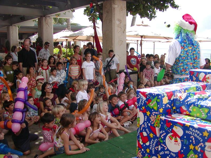 2003 Keiki Christmas Party
