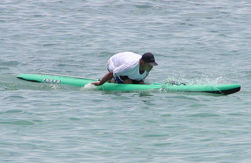 2003 Cline Mann Koolaupoko PB Race