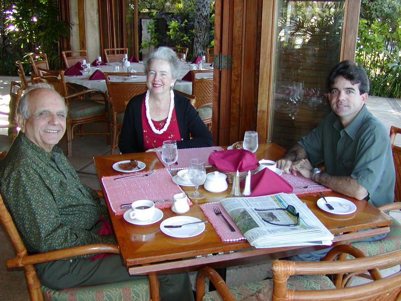 2003 Sunday Morning at the Club