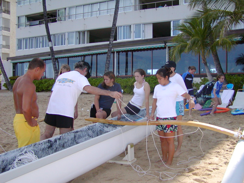 2003 Rigging Clinic