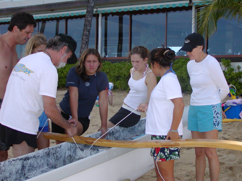 2003 Rigging Clinic