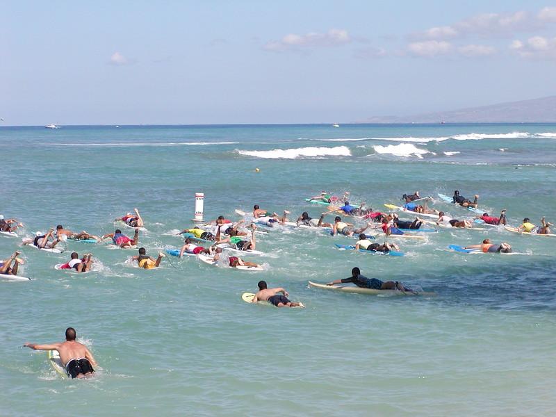 2003 Summer Surf Paddleboard Race